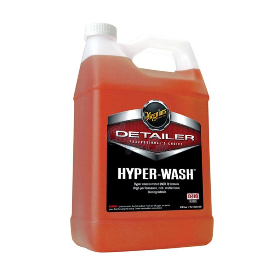 Shampoo Automotivo Hyper-Wash 400:1 D11001 3,78lt Meguiars