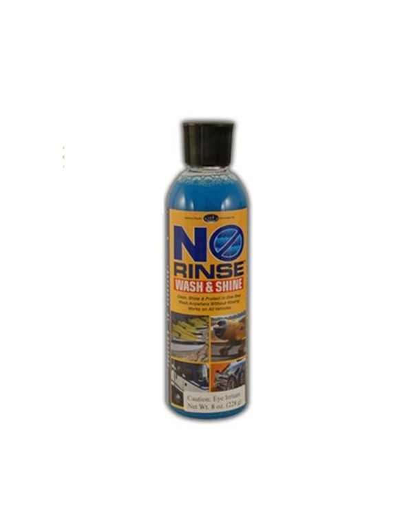 Shampoo Ecológico No Rinse Wash & Shine 236ml Optimum