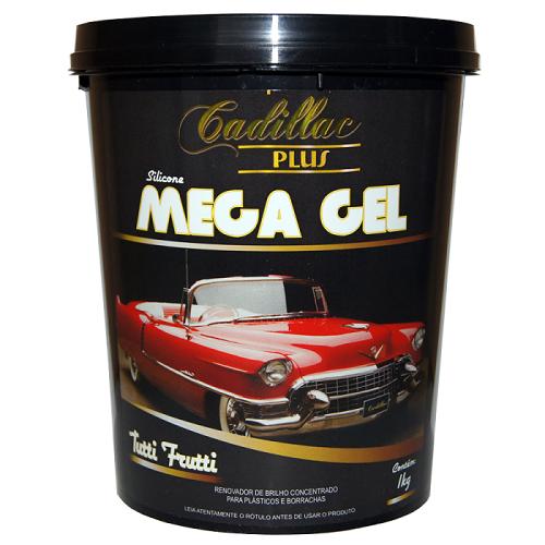Silicone Mega Gel Tutti Frutti 1kg Cadillac