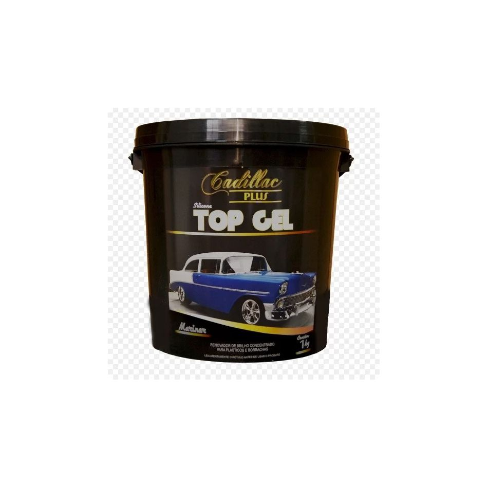 Silicone Top Gel 1kg Cadillac