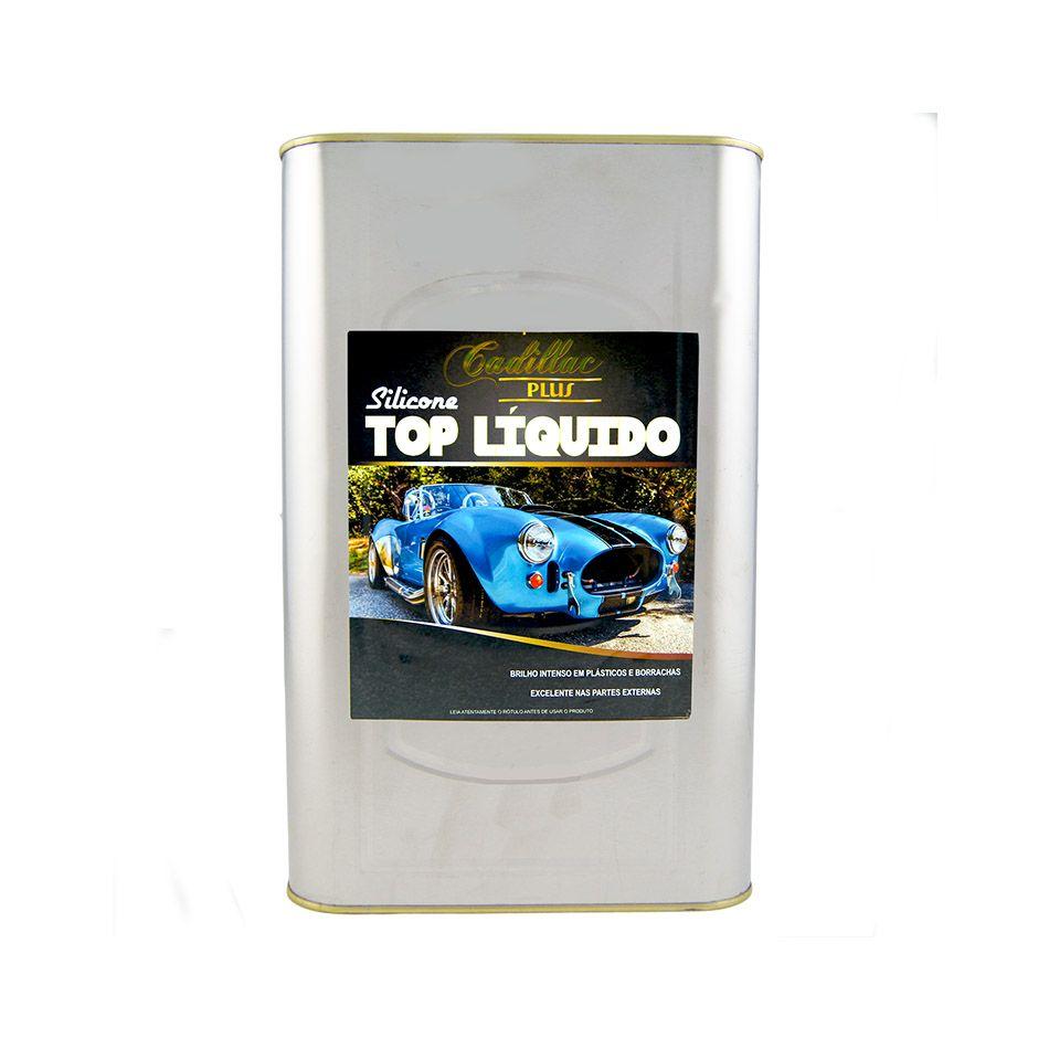 Silicone Top Líquido Neutro 5lt Cadillac