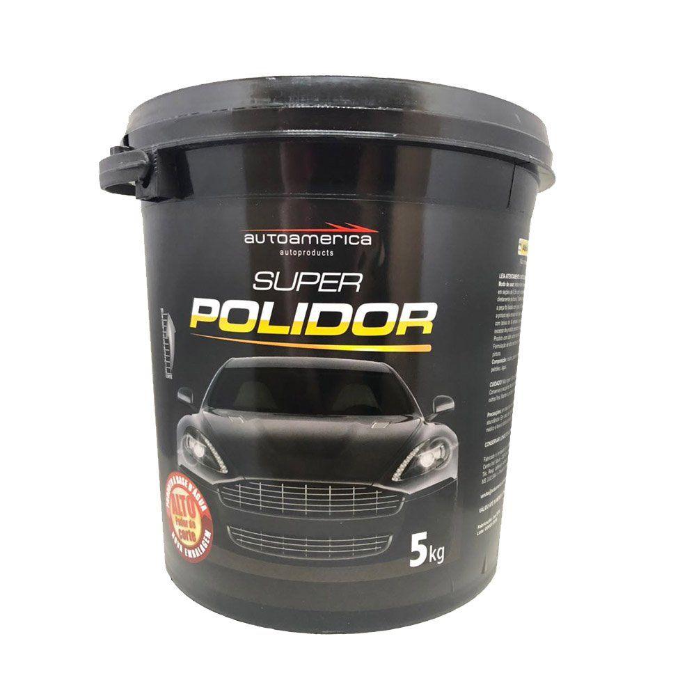 Super Polidor 5kg Autoamerica