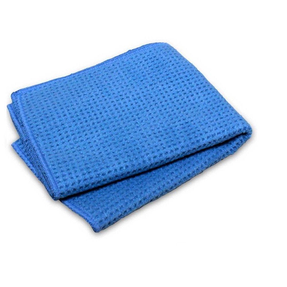 Supermicrofibra de Secagem Waffle Azul 40x60cm Mills