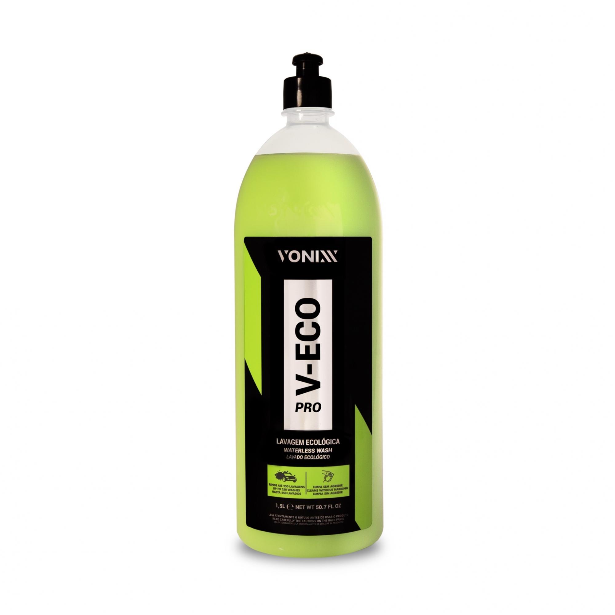 V Eco Lavagem a Seco 1,5lt Vonixx
