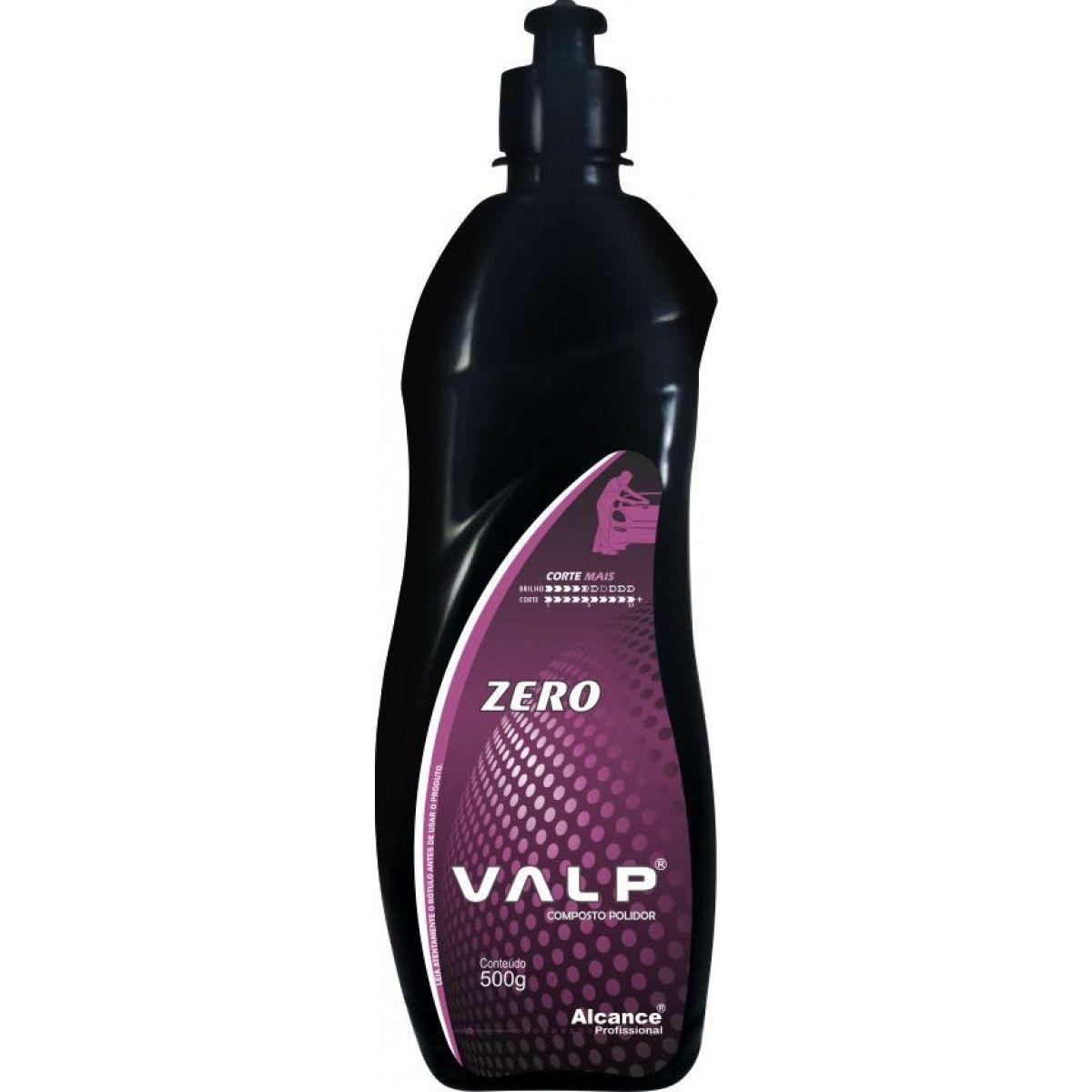 Valp Zero Composto de Corte Pesado 500g Alcance Profissional