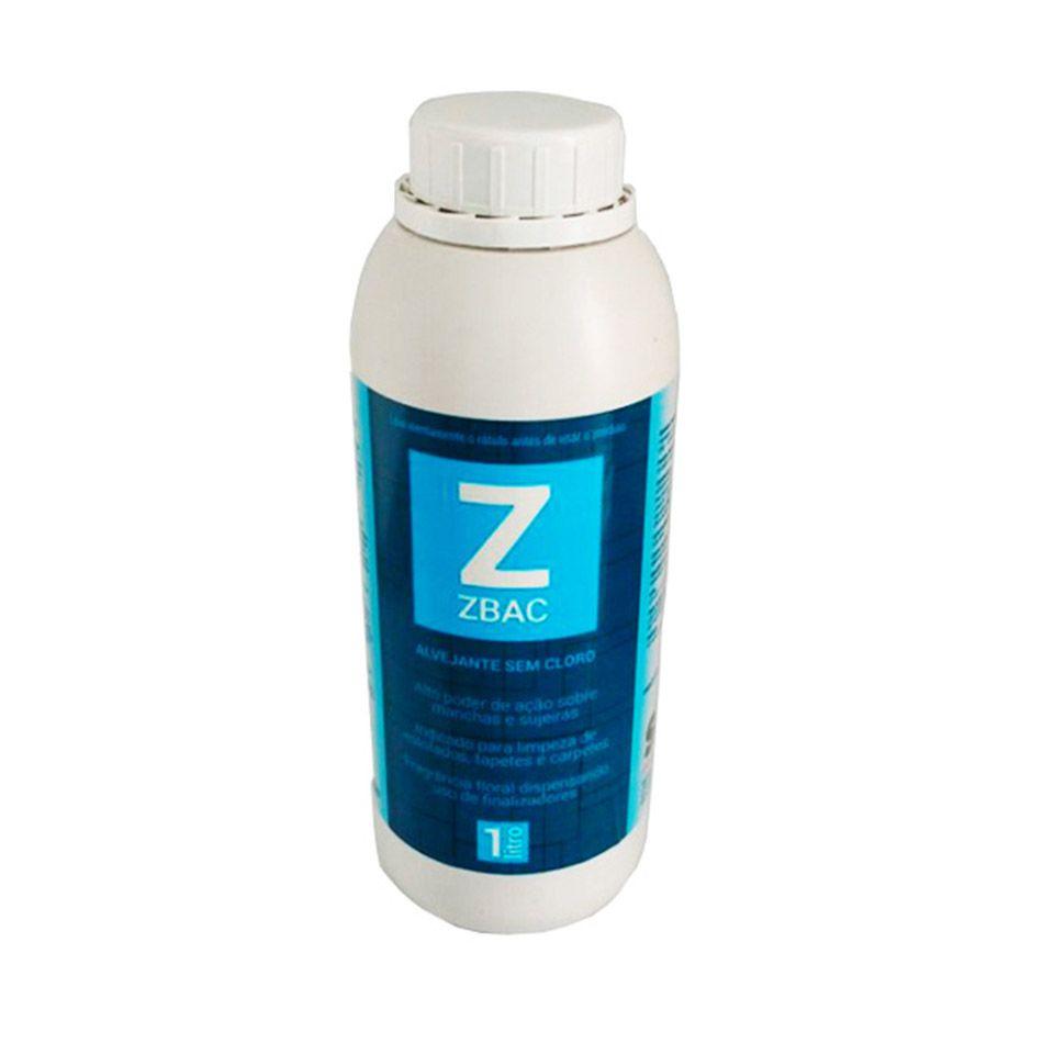 Zbac Bactericida Alvejante e Finalizador 1lt SOS Pro