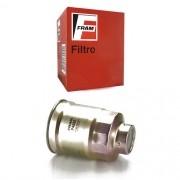 Filtro De Combustivel - Besta 04 A 05 / Blazer 84 A 86 / Galloper 94 A 95 / H100 92 A 95 / Hyundai H1 97 A 01 / Hr 06 A 07 / L200 86 A 11 - P4886