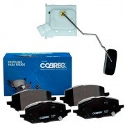 Kit Sensor de Nivel Combustivel - Corsa 2000 A 2006 - Jogo Pastilha Freio Dianteira - Onix 2020 A 2021 - N2092 / T-010092 / KIT01833