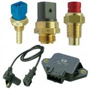 Kit Sensor Temperatura + Plug Eletronico + Sensor Rotacao + Sensor Tps Posicao Borboleta + Interruptor Termico Radiador - Tempra 1997 A 2000 - 3041 / 4051 / 7047 / 7254 / 740.100/95 / KIT01723