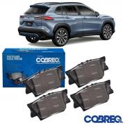 Pastilha Freio Traseira Corolla Cross 2.0 2021 2022 - N1469