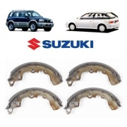 Sapata Freio Traseiro Suzuki Swift 1.0 1.3 1983 A 1989 / Vitara 2.0 1996 A 1999