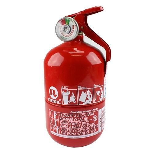 Extintor Incendio Abc 4 Polegadas Universal Pronta Entrega - R535  - Conexao Brasil Autopeças