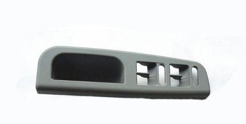 Puxador Porta Vw Golf Bora Passat Cor Cinza - 3B1867171E  - Conexao Brasil Autopeças