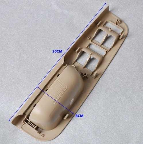 Puxador Porta Vw Golf Bora Passat - 3B1867171E  - Conexao Brasil Autopeças