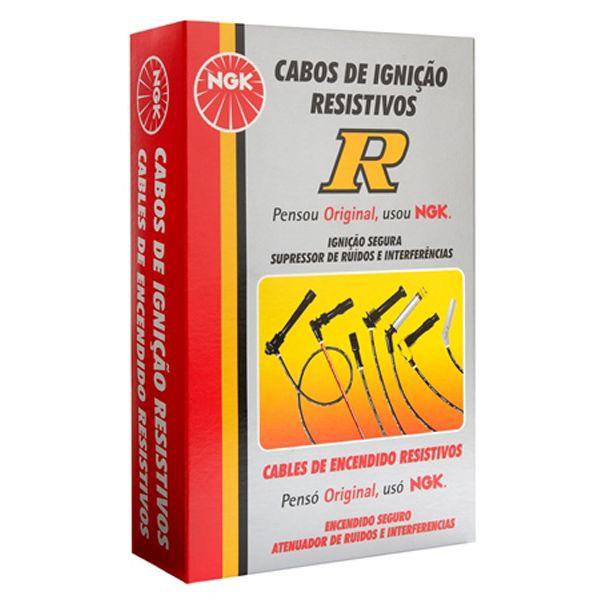 Cabo De Vela Igniçao - Gm A20 85 A 95 / Brasinca Blazer 85 A 89 / Gm C10 75 A 88 / Gm C14 75 A 88 / Gm C15 75 A 88 / Comodoro 81 A 88 - Scg64  - Conexao Brasil Autopeças
