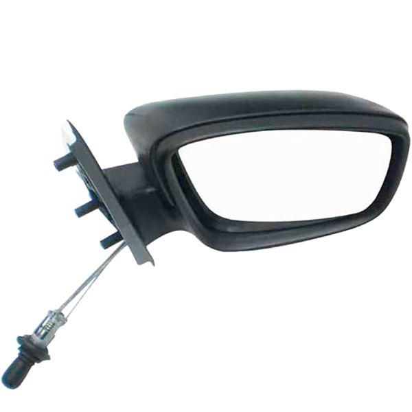 Espelho Controle Remoto Direito - Gol G5 - Rx166  - Conexao Brasil Autopeças