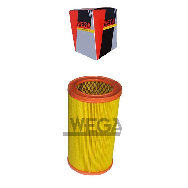 Filtro De Ar Motor - Espace 1984 A 1996 / Megane 1996 A 2005 / R19 1988 A 1998 / R21 1992 A 1994 / R25 1982 A 1984 - Wr275  - Conexao Brasil Autopeças