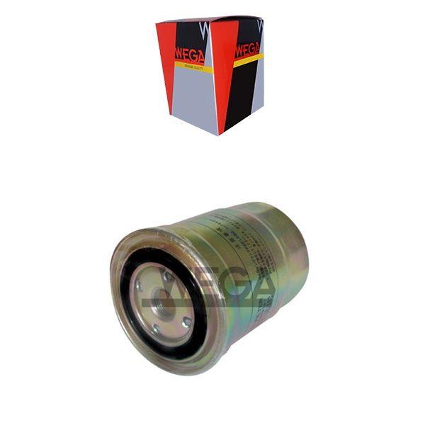 Filtro De Combustivel Blindado - Am825 1993 A 1999 / Asia Topic 1997 A 1999 / B2200 1993 A 1995 / B2500 1998 A 1999 / E2200 1984 A 1991 - Jfc303  - Conexao Brasil Autopeças