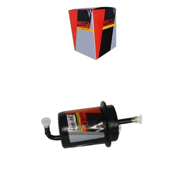 Filtro De Combustivel Blindado - Mazda 323 1994 A 1995 / Mazda Mpv 1992 A 2000 / Mx3 1991 A 1998 - Jfc391  - Conexao Brasil Autopeças