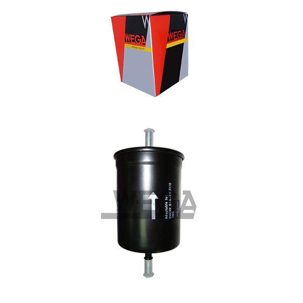 Filtro De Combustivel - Cielo 1.6 16V Face 1.3 16V 10/ - Jfc0F00  - Conexao Brasil Autopeças
