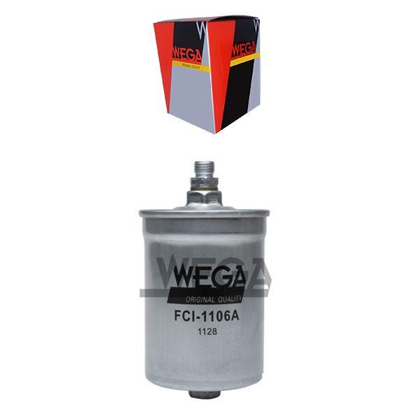 Filtro De Combustivel Injecao Eletronica - 300E 1985 A 1987 / C180 1993 A 1994 / C280 1993 A 1994 / E220 1993 A 1995 - Fci1106A  - Conexao Brasil Autopeças