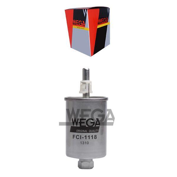Filtro De Combustivel Injecao Eletronica - Blazer 1998 A 2004 / S10 1998 A 2001 - Fci1118  - Conexao Brasil Autopeças