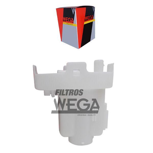 Filtro De Combustivel Interno Tanque - Sportage 2005 A 2008 - Jfch18  - Conexao Brasil Autopeças