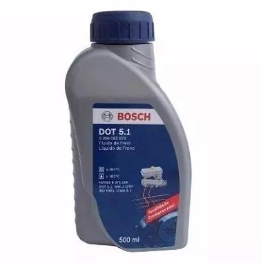 Fluido De Freio Bosch Dot 5.1 - Ff2072  - Conexao Brasil Autopeças