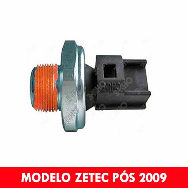 Interruptor Pressão Óleo - Courier 97>02 / Ecosport 03>14 / Edge 08>12 / Explorer 05>05 / F250 98>02 / Fiesta 12>13 / Focus 01>14 - 3351  - Conexao Brasil Autopeças