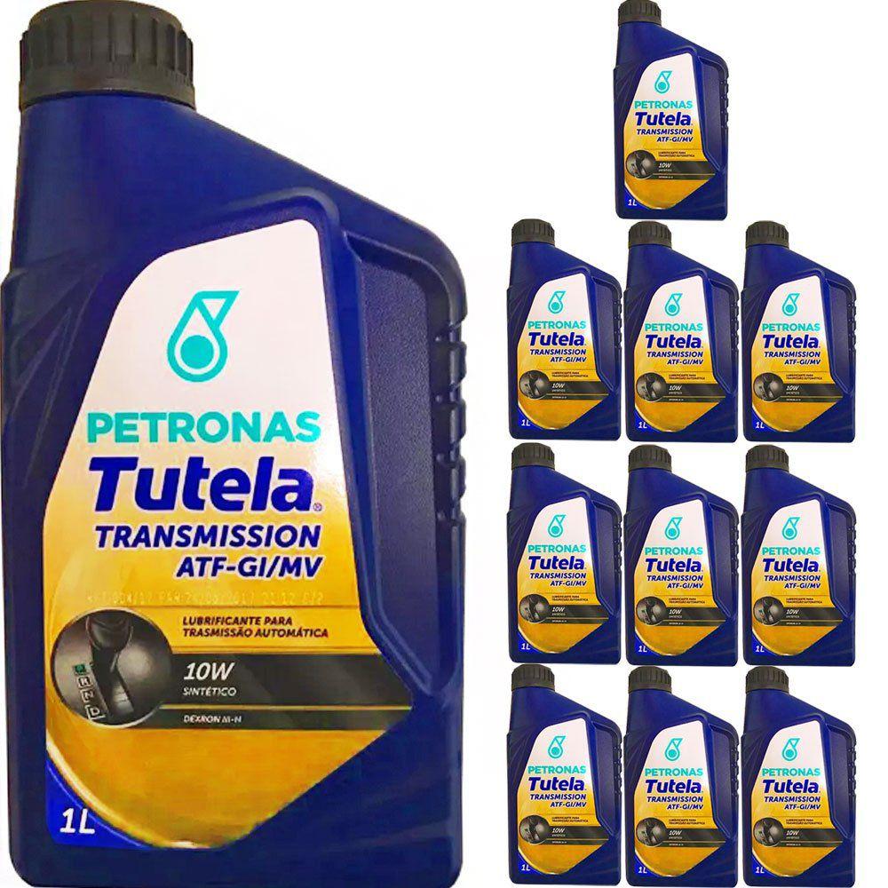 Kit 11 Litros Oleo Lubrificante Atf Diamond Atf Sp-Iii Sp3 - Kit00868  - Conexao Brasil Autopeças