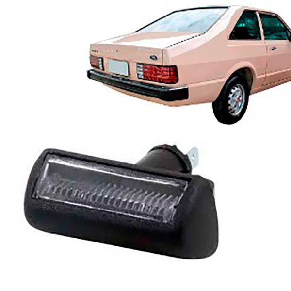 Lanterna Placa Traseira - Corcel  1978 A 1986 - Ls 205  - Conexao Brasil Autopeças
