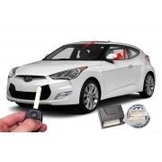 Módulo Conforto Veloster 2013-2015 Hyundai (Vidro Teto Espelhos)- ORIGINAL