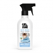 Banho a Seco Para Gatos Cat Zone - 300ml