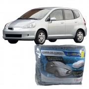 Capa Protetora Honda Fit Forrada Impermeável (M296)