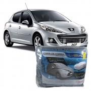 Capa Protetora Peugeot 207 Forrada Impermeável (P295)