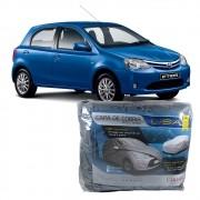 Capa Protetora Toyota Etios Forrada Impermeável (P295)