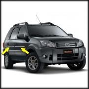 Friso Lateral Cromado Ecosport até 2012 4 portas
