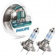Lâmpadas H7 + H1 Xtreme Vision Philips
