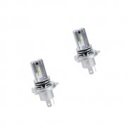 Lâmpadas LED Farol Hyundai H1 H4 6000k