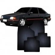 Tapete de Borracha Ford Escort de 93 em diante
