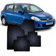 Tapete de Borracha Nissan Tiida