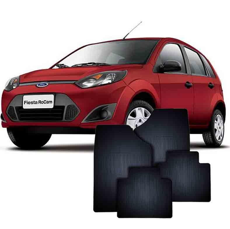 Tapete de Borracha Ford Fiesta