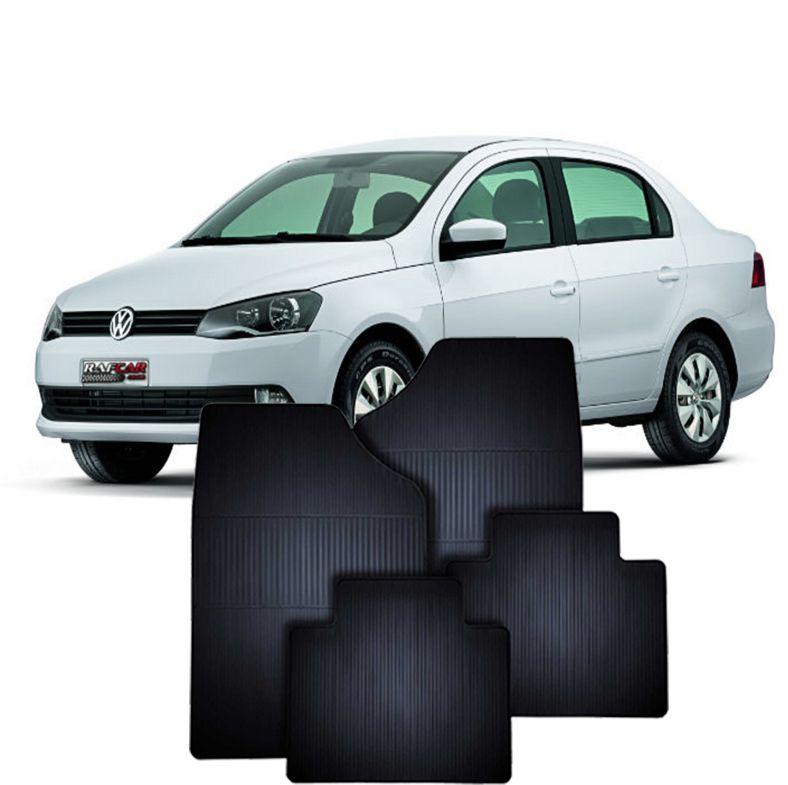 Tapete de Borracha Volkswagen Novo Voyage
