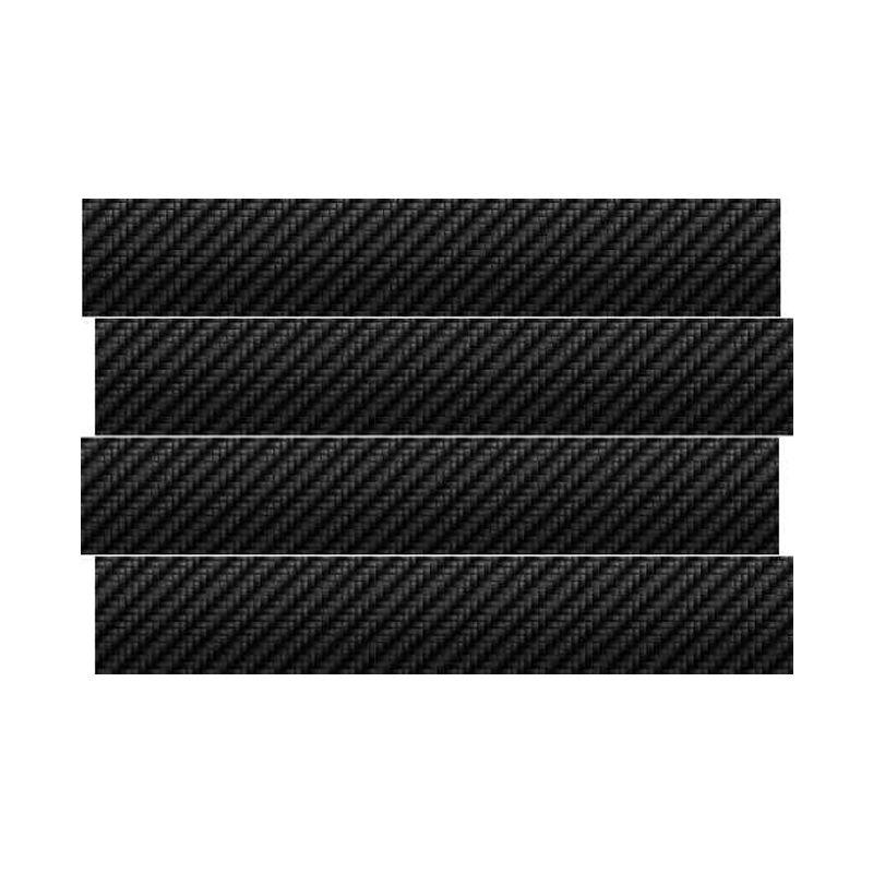 Blackout Astra Portas Coluna de Porta Fibra de Carbono