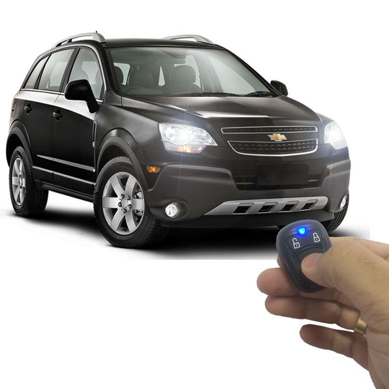 Alarme Taramps TW20 Automotivo Controles