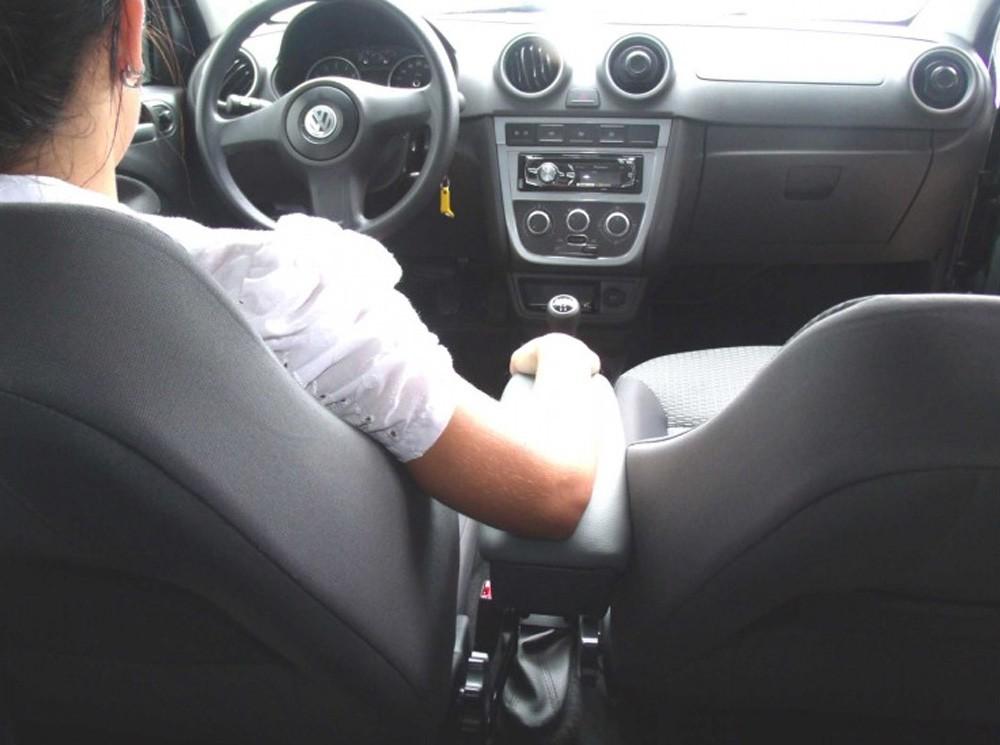 Apoio de braço para VW Gol G5 (4 portas)
