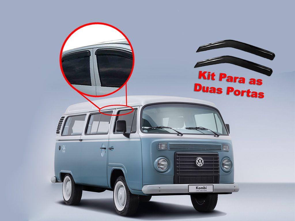 Calha de chuva Kombi 1978/2010 Volkswagen