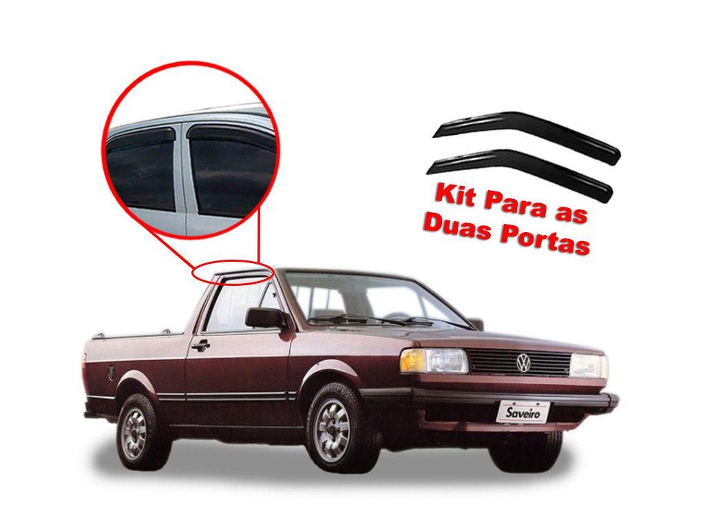 Calha de chuva 207 4 portas Sedan Peugeot