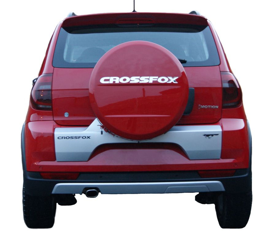 Capa Estepe Rigida CrossFox