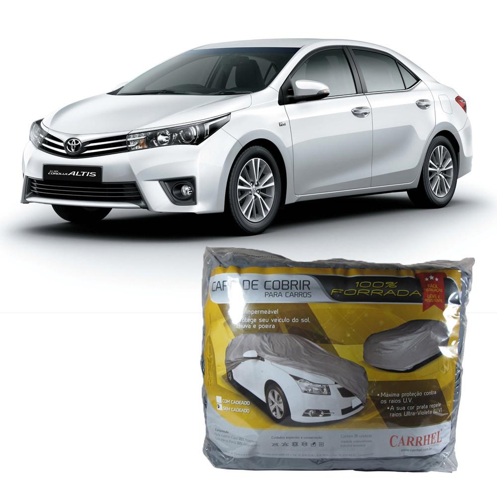 Capa Protetora Toyota  Corolla Com Forro Total (G288)